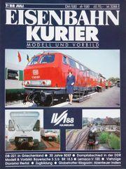 Eisenbahn Kurier Modell und Vorbild