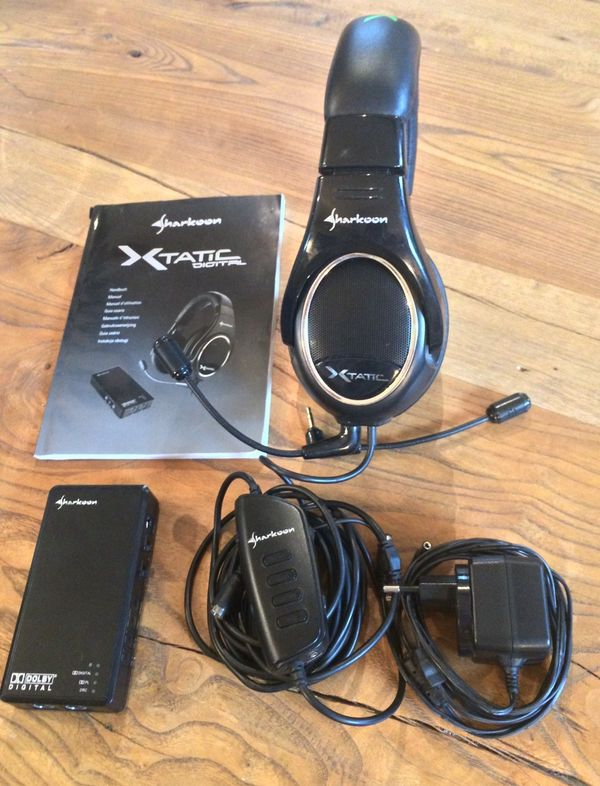 Geräte Set Sharkoon Headset Xbox