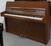 Klavier Schimmel 112-5E Nußbaum satiniert