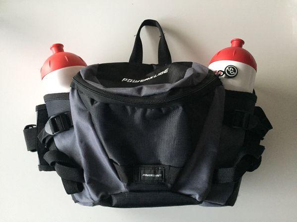 geniale Hüfttasche mit viel Platz