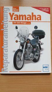 Reparaturanleitung XV 535 Virago