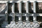 Rohrverbinder mit inkl 2 Bolzen-gebrauchte