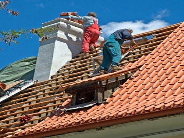 Willst du ein neues Dach