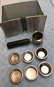 Espressomaschine ES 80 GRAEF Zub