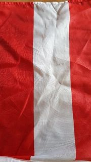 Fahne fürs Autofenster