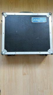 Bullfrog Equipment Koffer Instrumente Effektgeräte