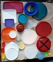 Tupperware - Deckel versch Ausführungen Farben