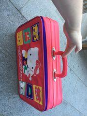 Hübscher Koffer hello Kitty