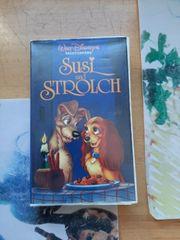 VHS Video Susi u Strolch