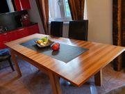 Esstisch mit Auszug 164-230x90 cm