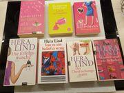 7 Bücher Frauenromane