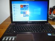 Notebook Lenovo IDEAL PAD Z570