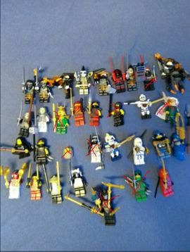 Spielzeug: Lego, Playmobil - LEGO NINJAGO Sehr Günstig WIE