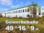 Rückbau Stahlhalle L49m x B16m
