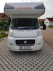 Wohnmobil Weinsberg Alkoven