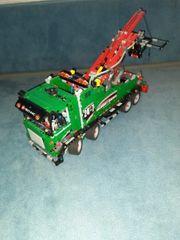 Lego Technik 42008 Abschlepp Truck