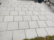 Terrassenplatten ca 25 qm