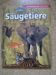 Buch Säugetiere