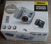 Digital Camera von Nikon