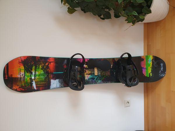 Snowboard Burton Deja Vu 152