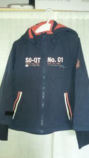 Softshell Jacke Gr 110