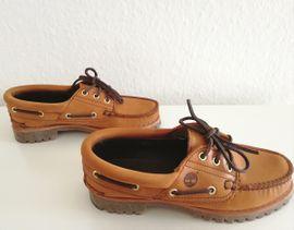 Timberland Heritage Noreen 3 Bootsschuh: Kleinanzeigen aus Karlsruhe Hagsfeld - Rubrik Schuhe, Stiefel