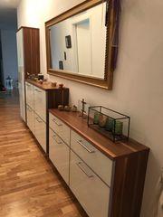 Hochwertiges Garderobensett mit Spiegel