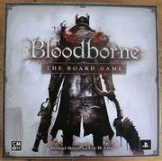 Brettspiel Blodborne - The Boardgame NEU