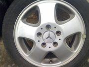 4 Mercedes-Benz A-Klasse Alufelgen W