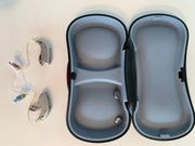 Hörgeräte KINDray miniEx- platin beidseitig