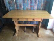 Schreibtisch Vollholz v Gremmler Gremmler