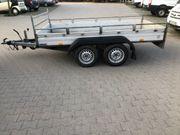 Humbaur Anhänger Trailer 3m x