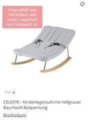 NEU Schaukelstuhl - Liegestuhl für Babys