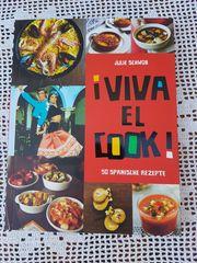 Neuwertiges modernes Kochbuch i viva