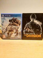 zu verkaufen PS4 Spiele