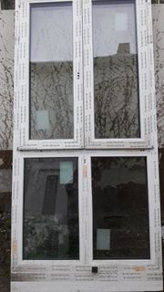 Fenster dreifach verglasst neu noch