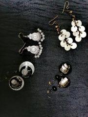 Modeschmuck Ohrringe