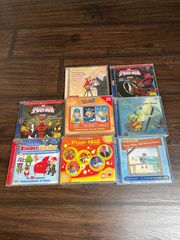 16x Kinder CDs