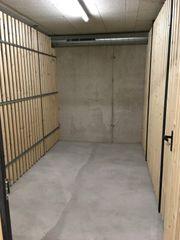 Vermiete Lager Abteil Box 7m²