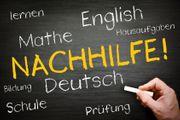 NACHHILFE in Mathe und Englisch