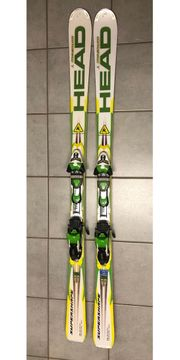 HEAD Ski 163