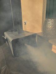 Nebelmaschine mit Fernbedienung