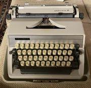 Koffer Schreibmaschine Triumph Gabriele 25
