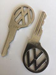 Hallo Oldtimer Fans - Schlüssel VW