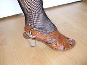 Sexy Sandalette Gr 38 39
