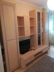 Wohnwand Ahorn Haushalt Möbel Gebraucht Und Neu Kaufen Quokade