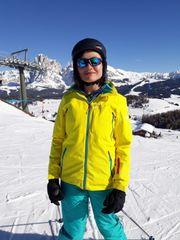 Französisches Skihäschen wieder zurück