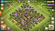 Clash of Clans Dorf lvl