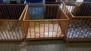 Laufstall für Kinder 5 mal