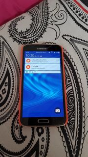 Samsung handy s 5 in